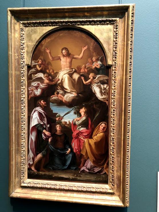 Casual Jesus portrait